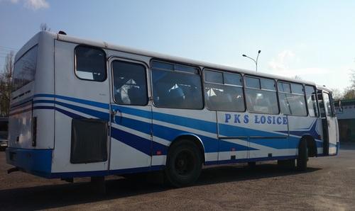 PKS Łosice autobus